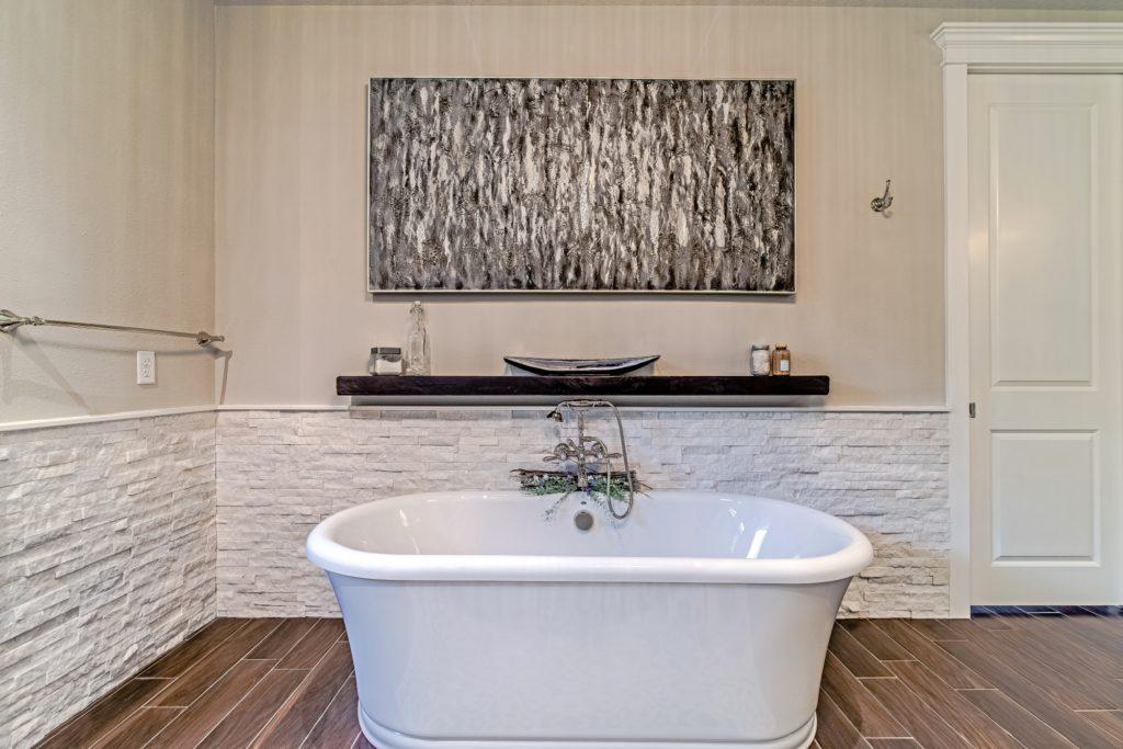 custom bathroom room stand alone bathtub