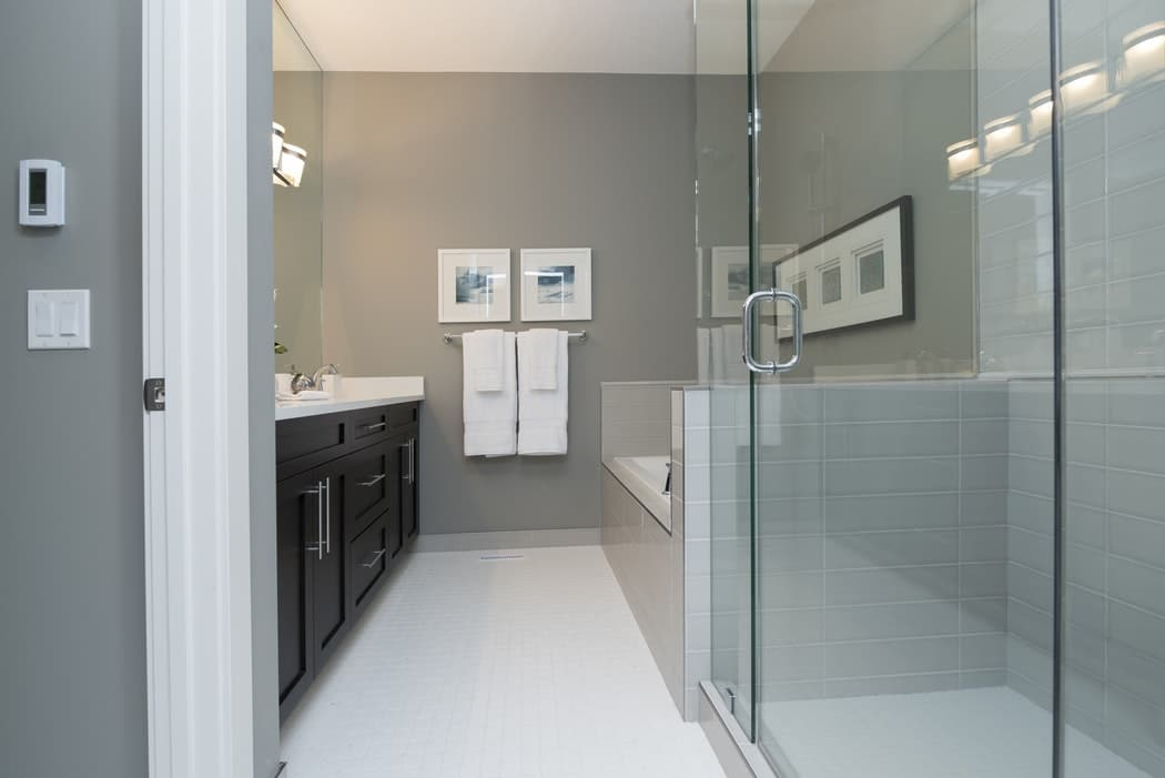 Kingwood Houston bathroom remodel